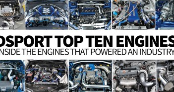 The Top Ten Engines to build