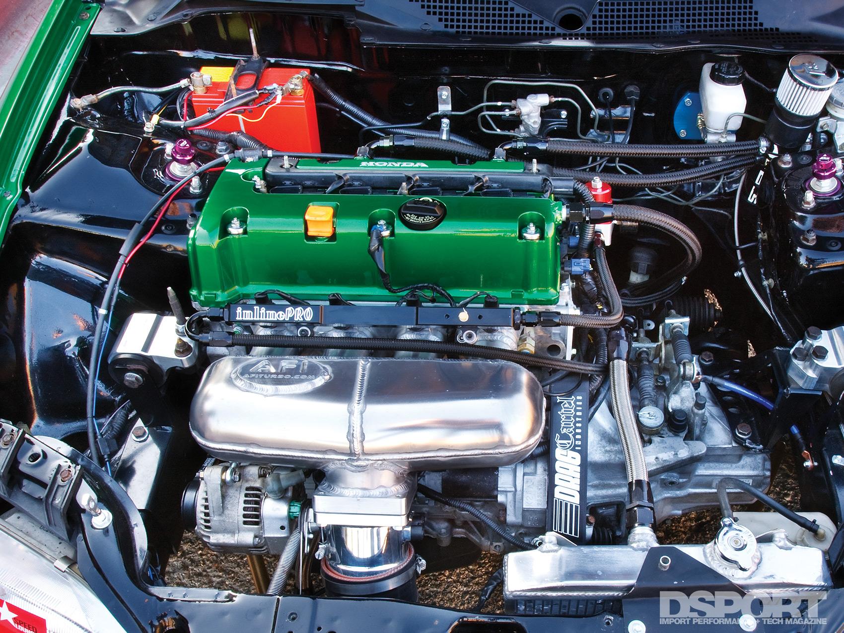 top ten engines  build