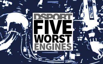 DSPORT Five Worst Engines