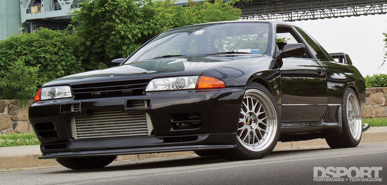 535 whp R32 Skyline Rules The Concrete Jungle
