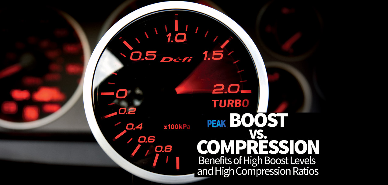Boost vs Compression