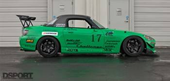 Tangs Green S2k Lead