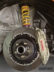 Rj's FRS KW Suspension and Brembo Big Brake Kit