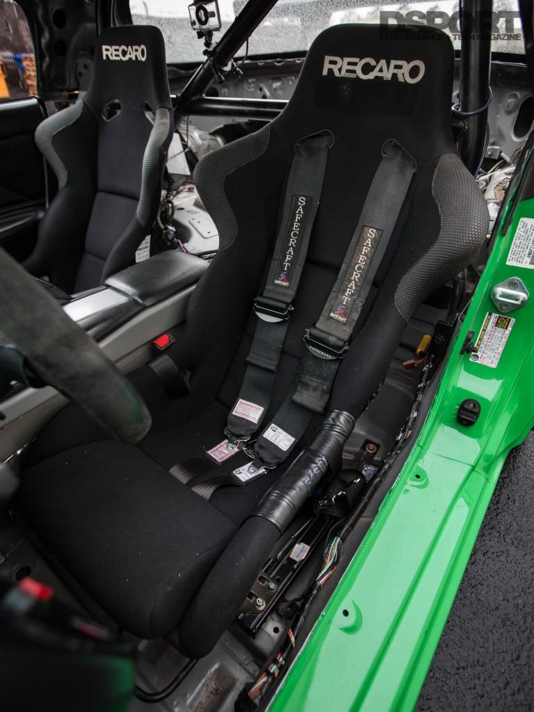 Tang Green S2k Seat