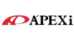 APEXi logo for the FR-S/BRZ Intake Showcase