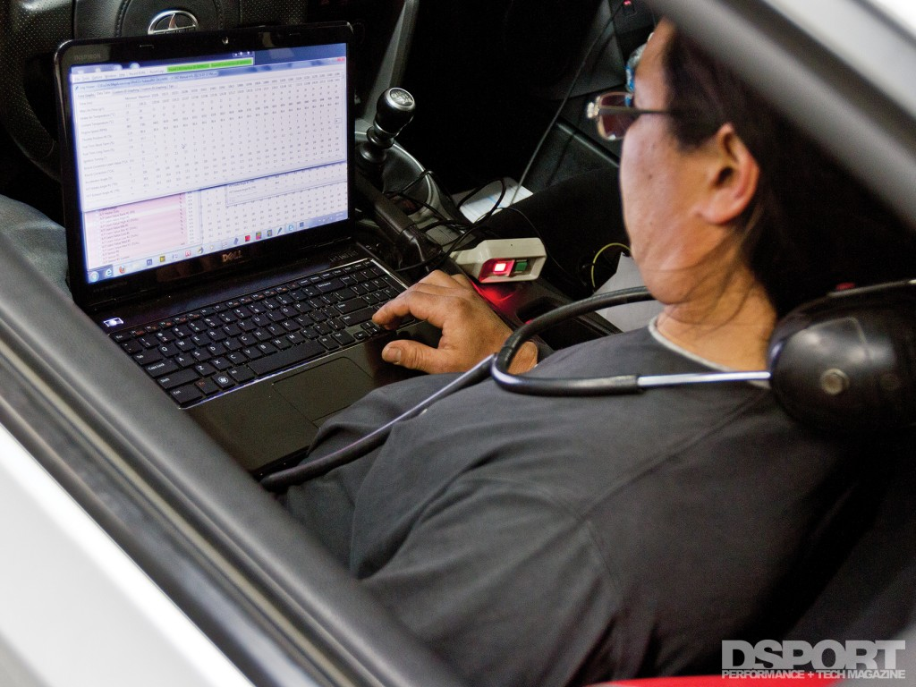 Tuning the FR-S ecu for the intake showcase