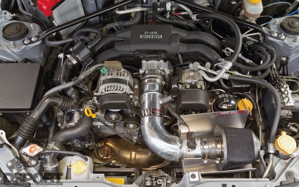 WeaponR Intake System for the FR-S/BRZ
