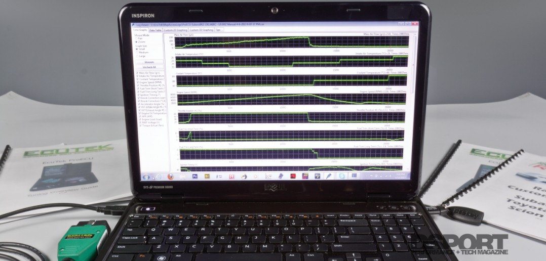 EcuTek ecu tuning for FRS/BRZ Intake Showcase