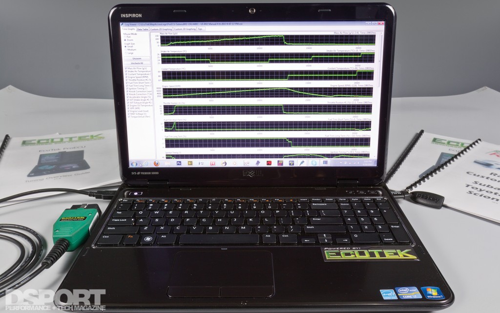 Ecutek FR-S | Reprogramming the Power-Limiting Factory ECU