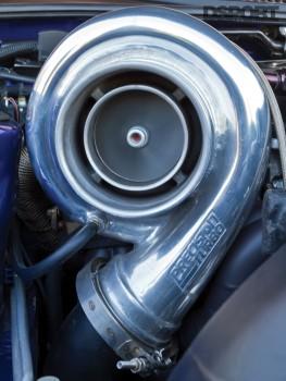Sharkey's Supra Turbocharger