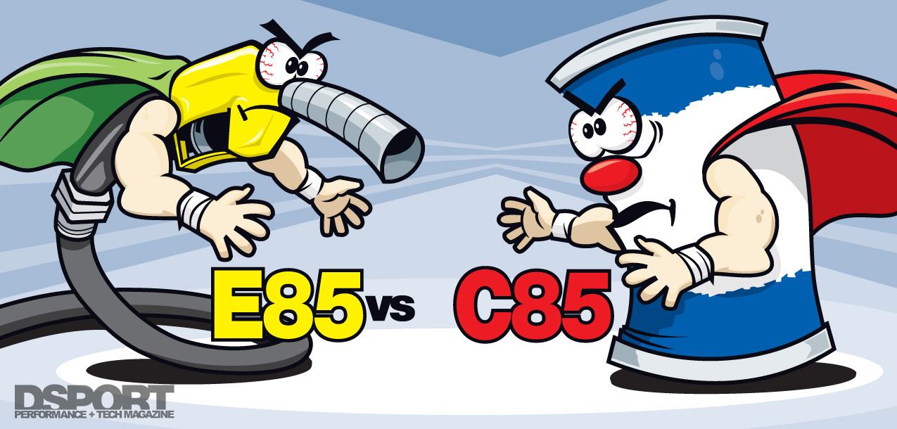 MAX OUT: E85 VS C85