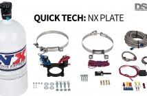 Quick Tech: NX Plate