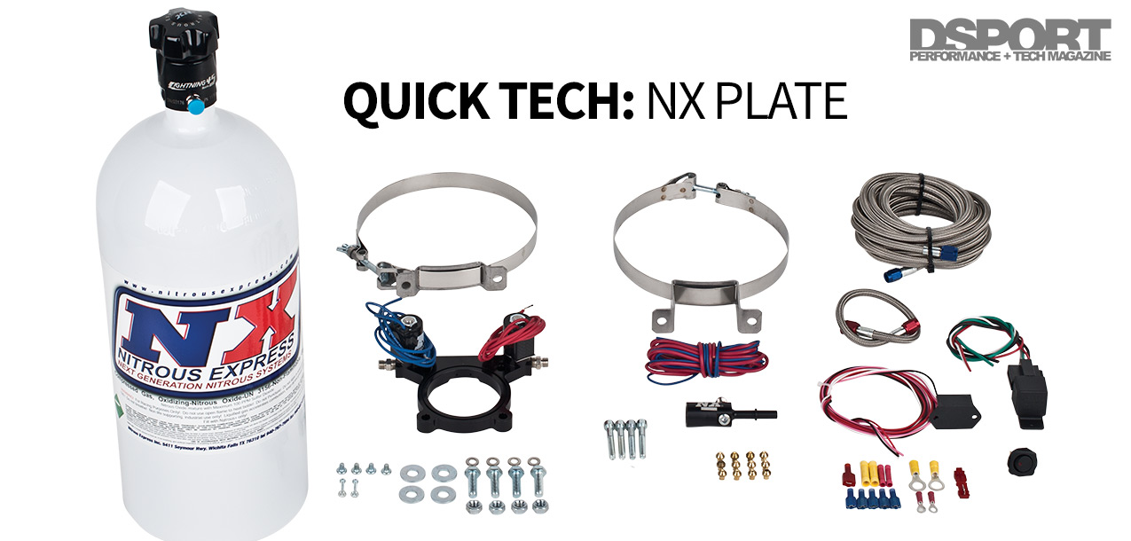 Quick Tech: NX Plate