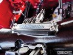 Cosworth on the Subaru Impreza RS