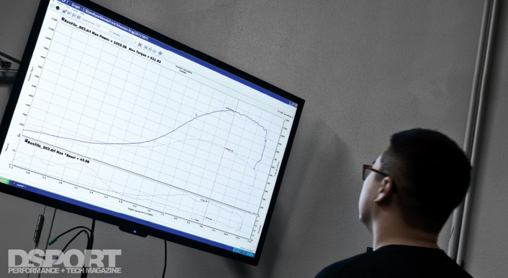 Reviewing Dyno Results