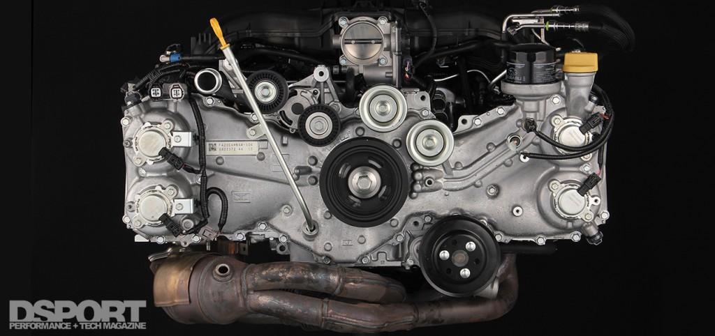 FA20 engine