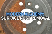 Surface Rust Removal