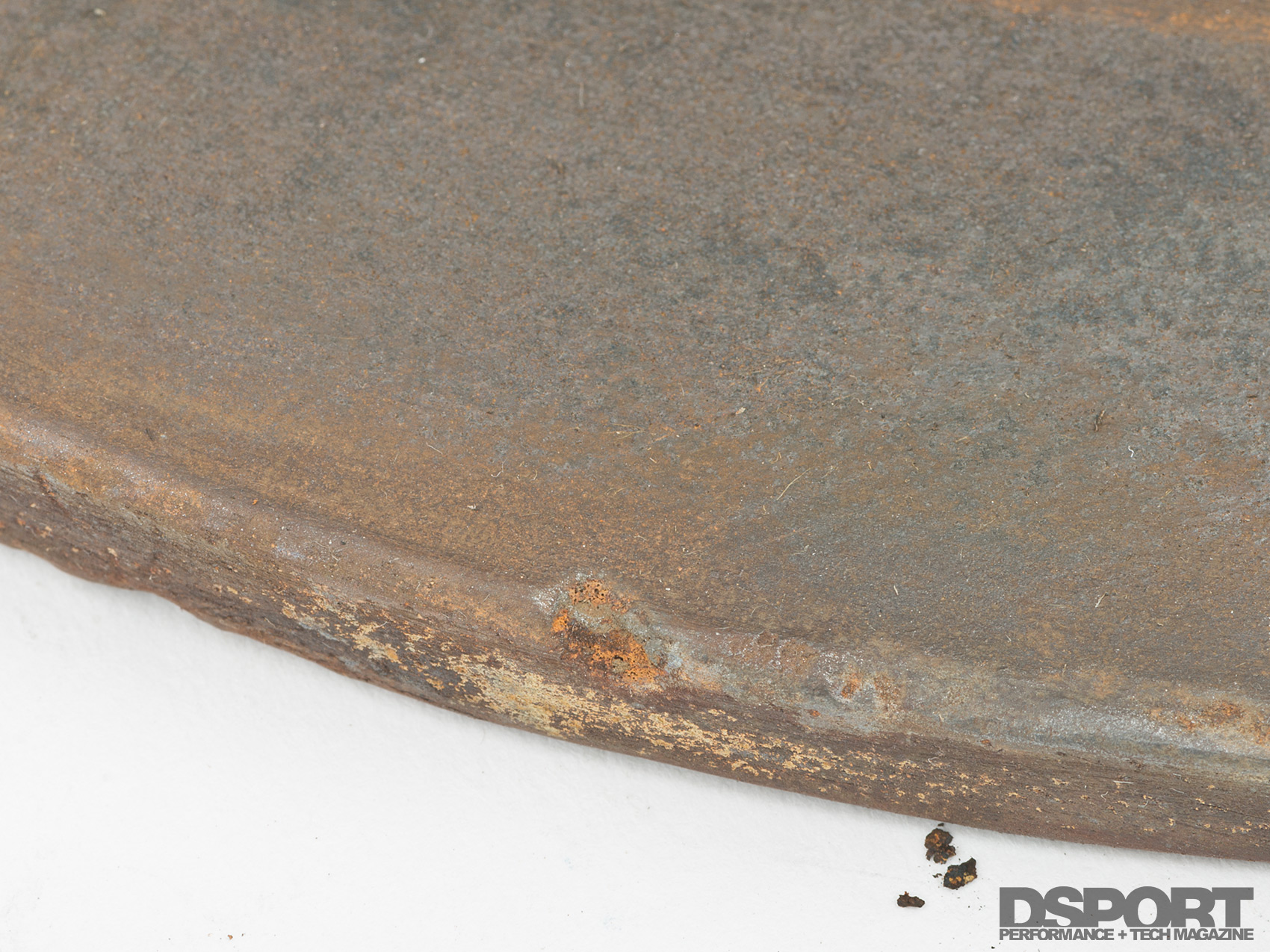Surface Rust Removal: Eliminate the Iron Oxide, Bring Out the
