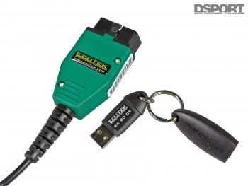 Ecutek ECU and the required USB