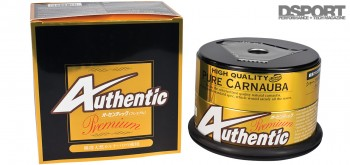 Authentic carnauba wax