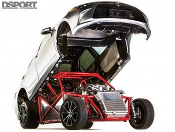 Toyota Camry Sleeper Chassis