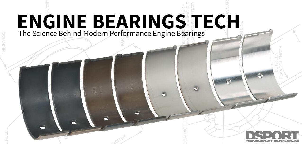 Engine Bearings Tech