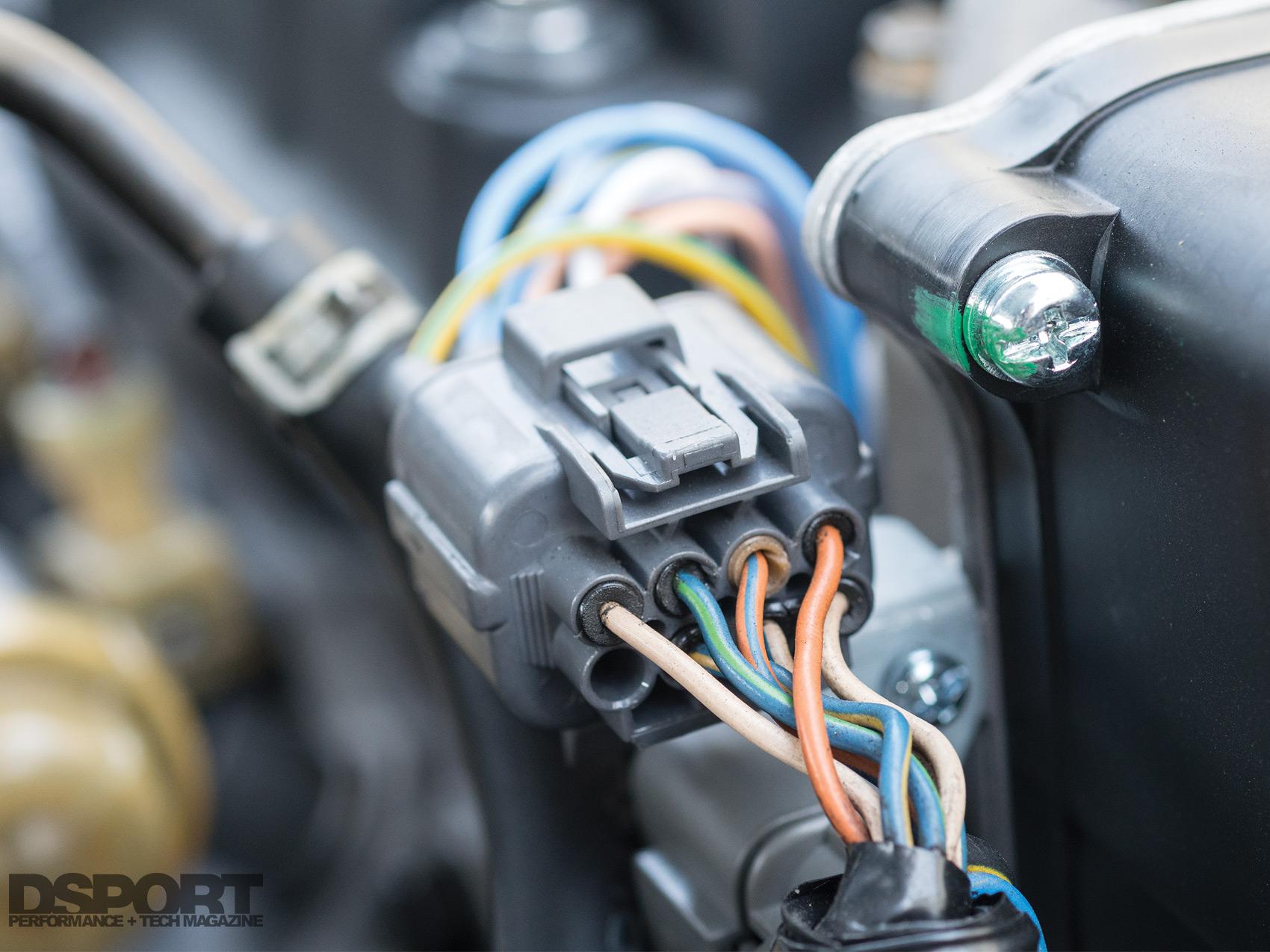 D'GARAGE CRX: Honda Twin-cam Swap Part 2 on dpfi to mpfi conversion harness, obdo to obd1 motor harness, wiring harness,
