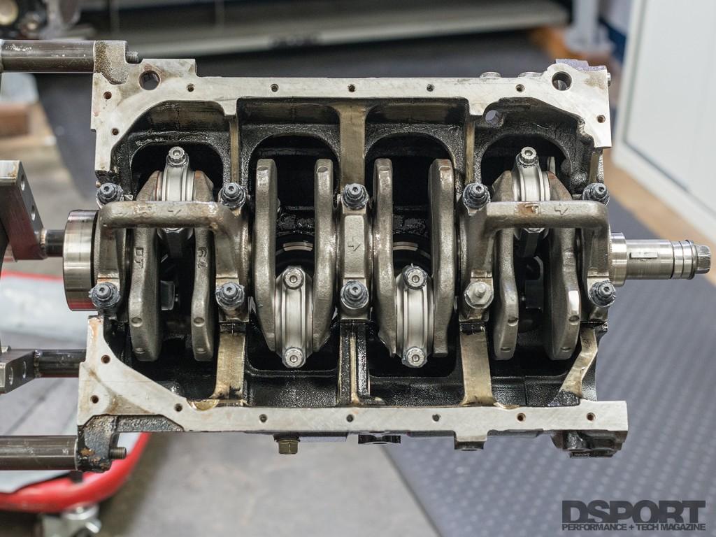 Rotating assembly