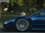 Front half of the NSX