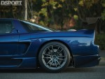 Back half of the NSX