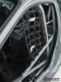 Cage work in Park's Integra