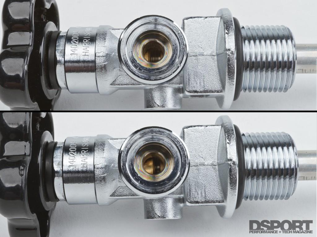 nitrous valve compare