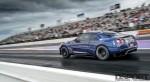 Gidi's R35 drag racing