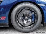 Advan Tires on Gidi's R35