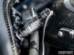 AEM fuel pressure sensor in Gidi's R35