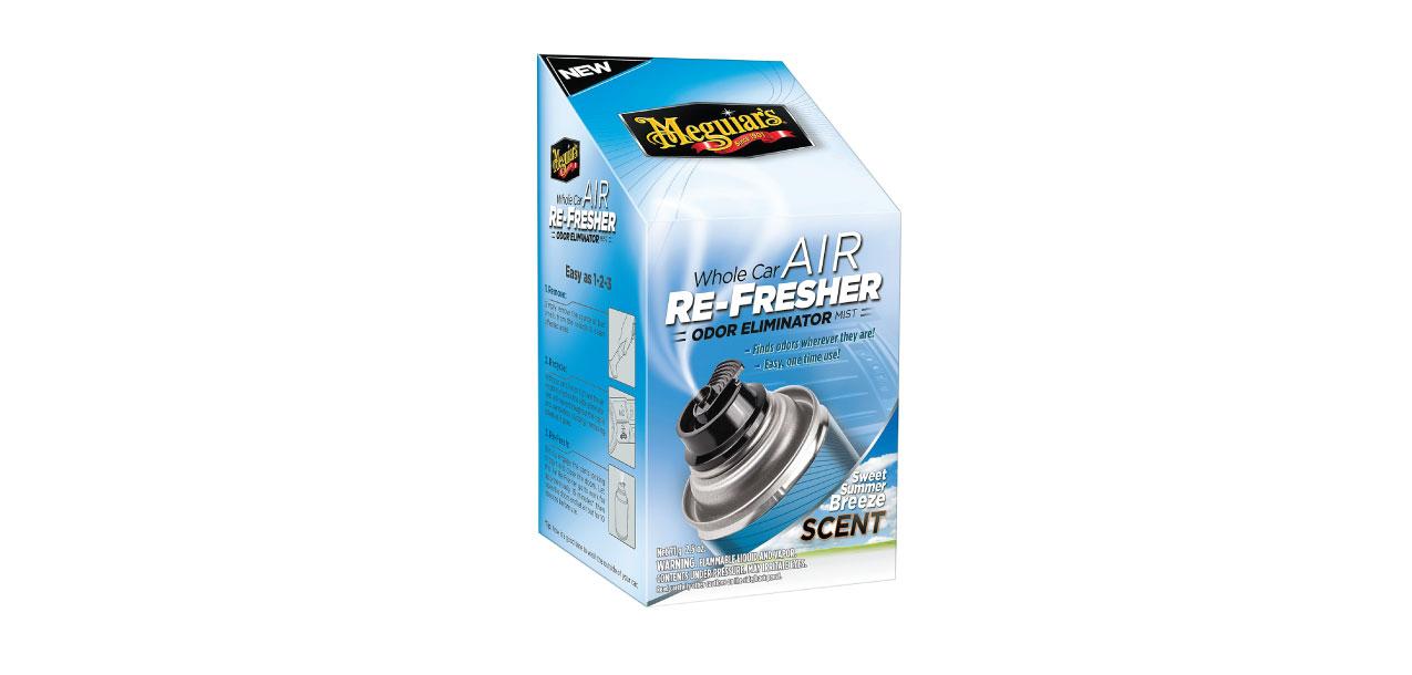 Meguiars Re Air Fresher