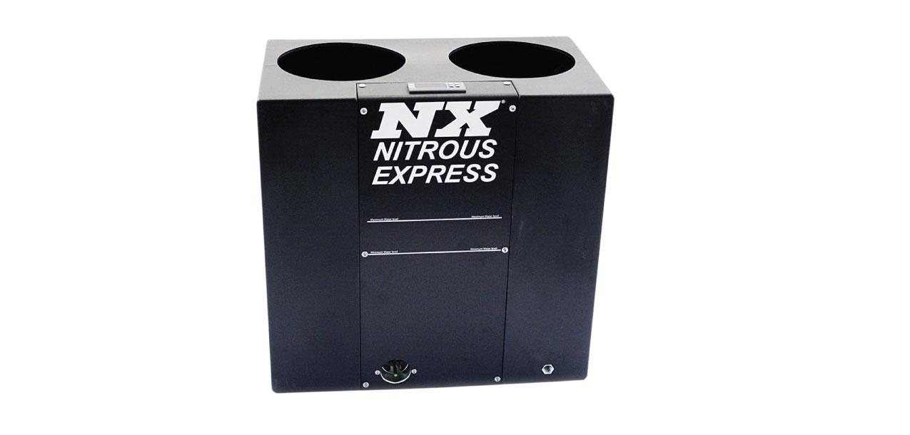 Nitrous Express Hot Water Bath