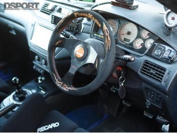 Ishii Evo Steering Wheel