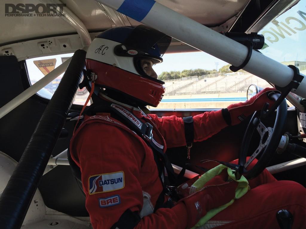 Adam Carolla Driving