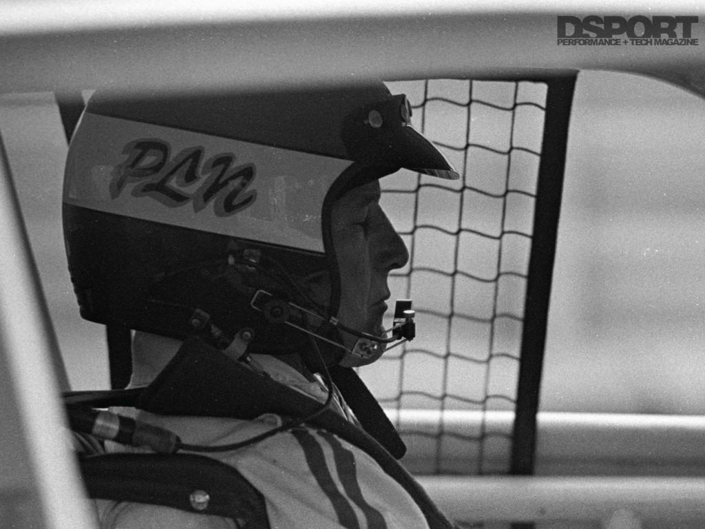 Paul Newman Driving