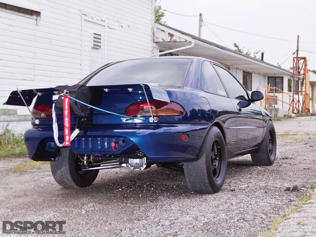 mirage technica turbo