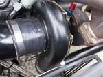 Turbo in the Mitsubishi Mirage