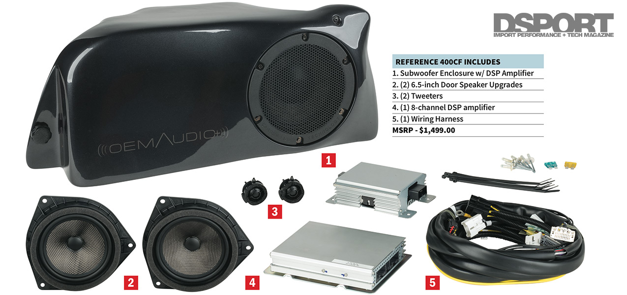 Sonic Clarity: Putting the Plus into the OEM Sound System