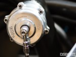 Blow off valve in the 600 HP Turbocharged Honda S2000
