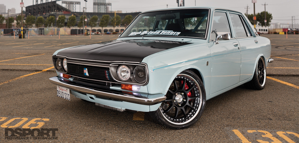 Jose Paredes Datsun 510 Lead