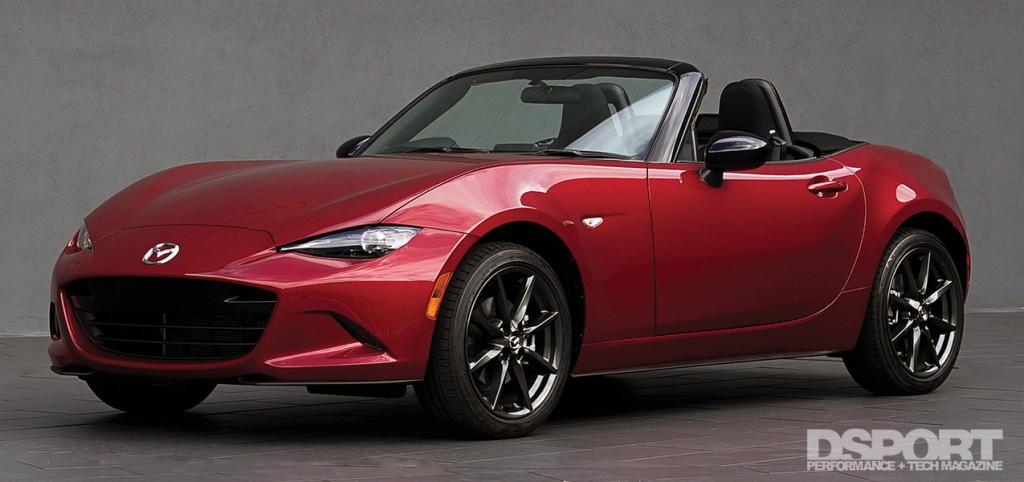 Mazda ND Miata