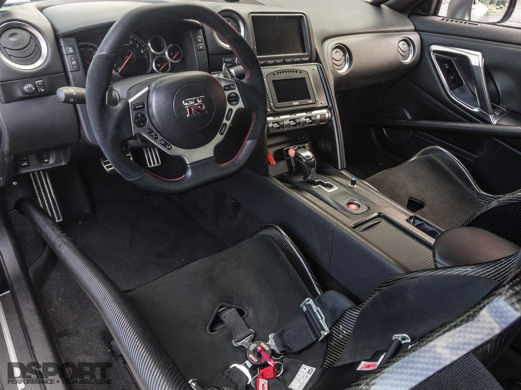 T1 GTR Interior Shot