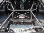 Cage and Fuel cell in the Titan Motorsports Supra