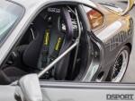 Sparco seats in the Titan Motorsports Supra