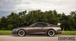 Titan Motorsports Supra side profile